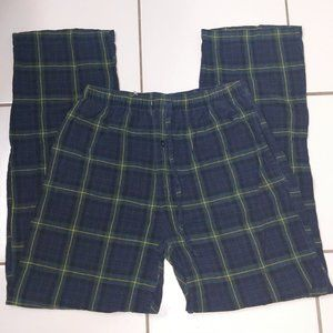 (S) Polo Ralph Lauren Plaid PJ Pants